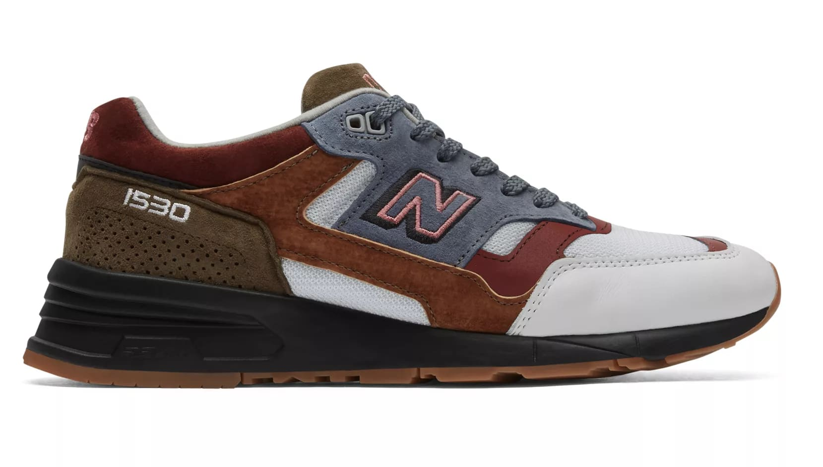 New Balance 1530 Made in UK Scarlet Stone