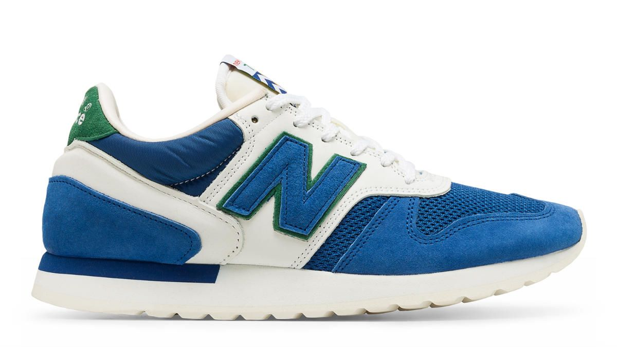 New Balance 770 Cumbrian Flag