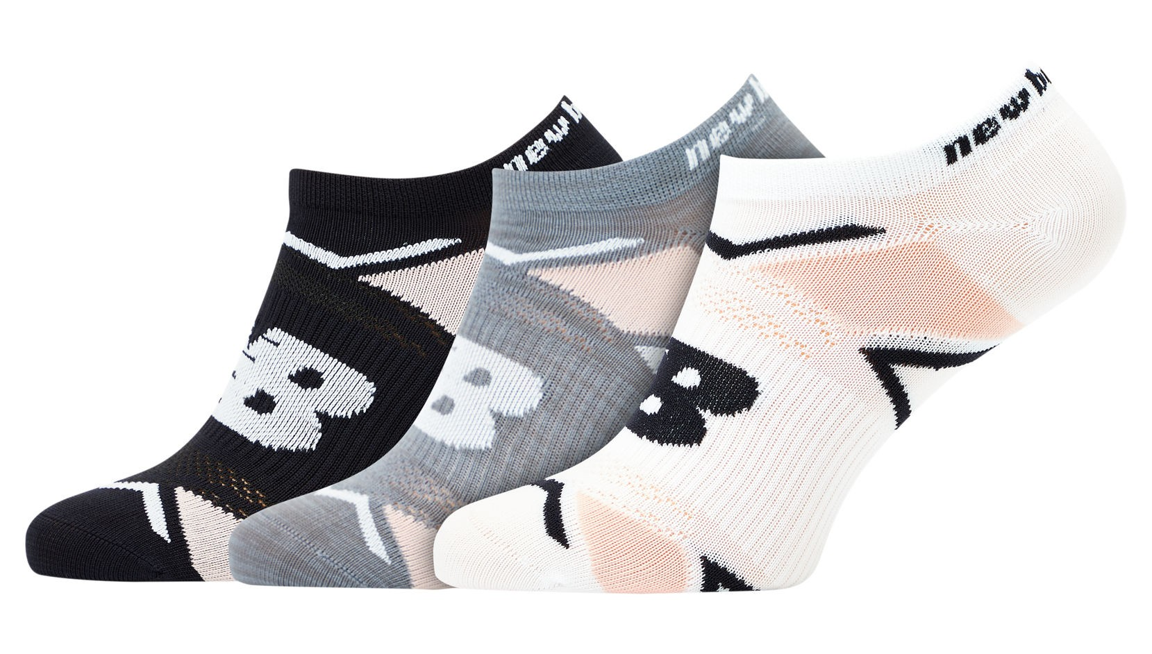 ELITE SPORT NO SHOW SOCK 3 PAIR