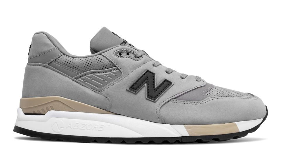 New Balance 998 Suede Made in the USA