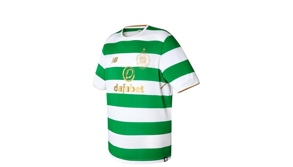 Celtic Mens Home SS Jersey