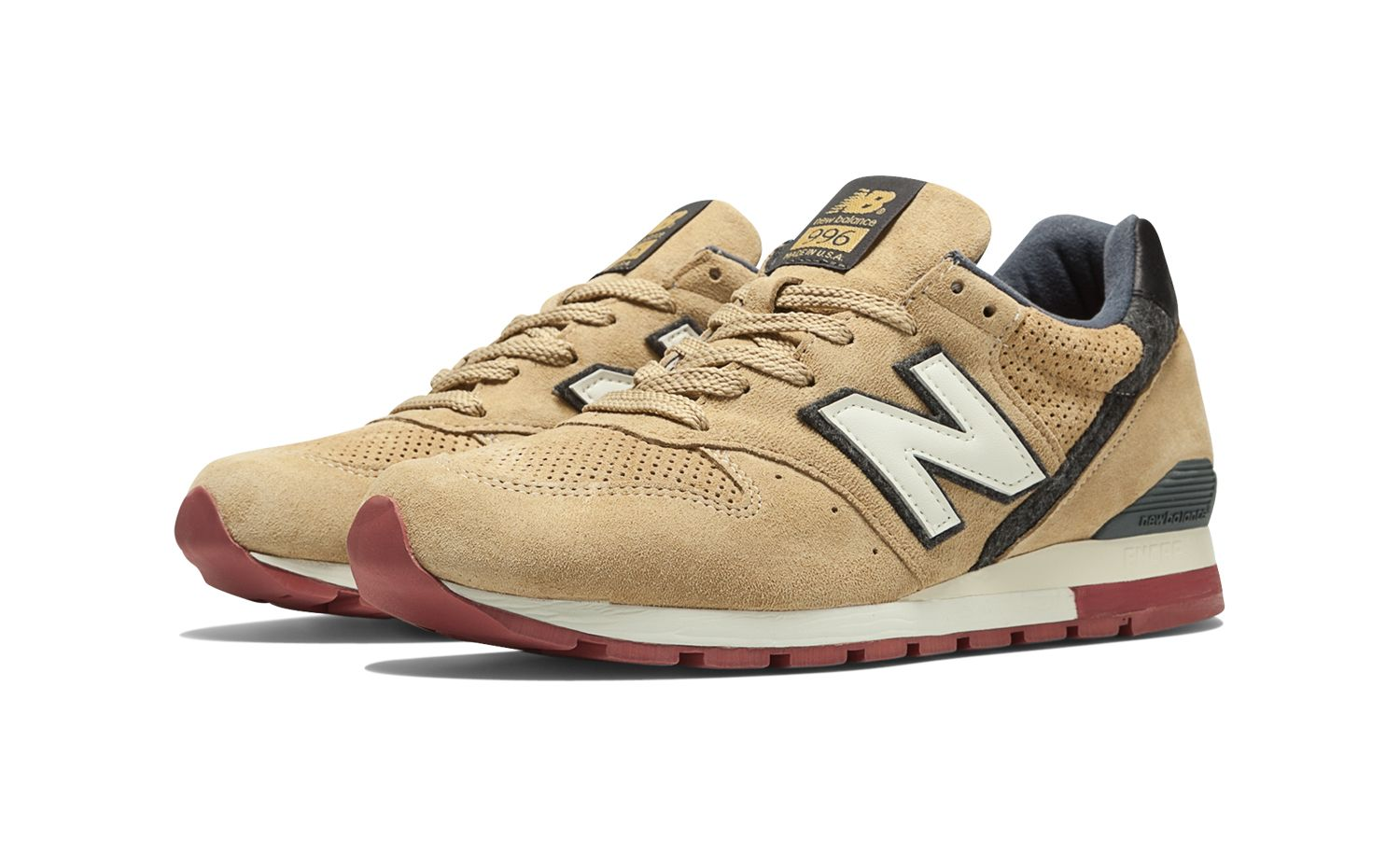 New Balance 996 Distinct Made in the USA new balance x social status cm1600 winter in the hamptons