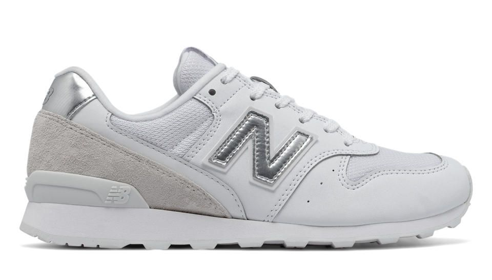 New Balance 996 Whiteout pack