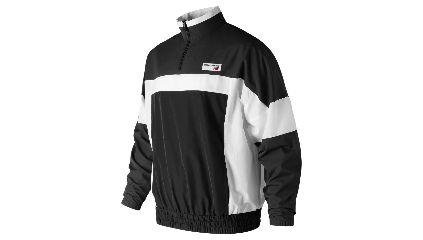 NB ATHLETICS WINDBREAKER PULLOVER nb athletics windbreaker pullover