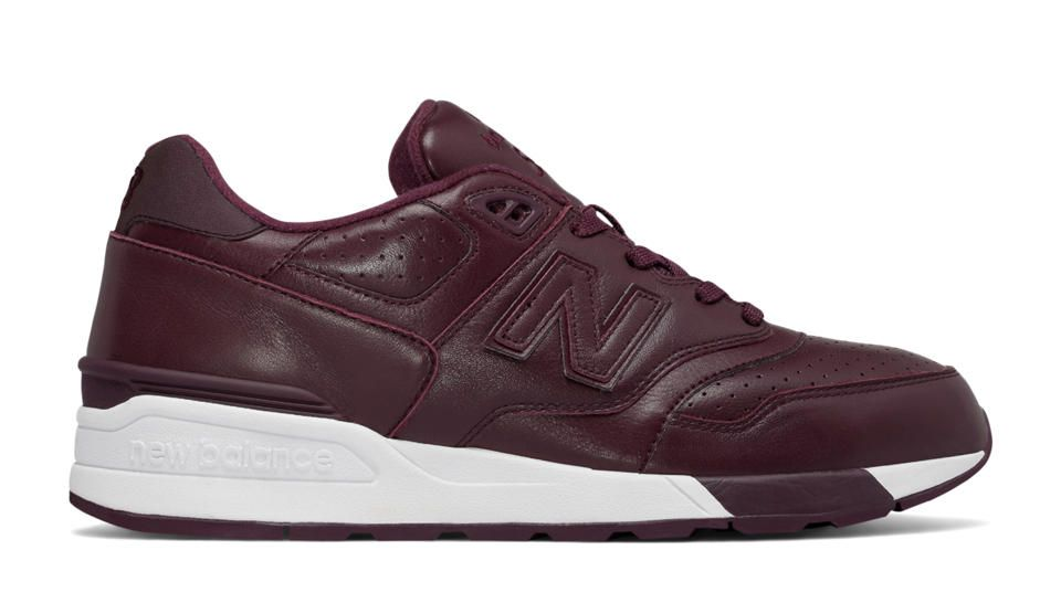 New Balance 597 Leather