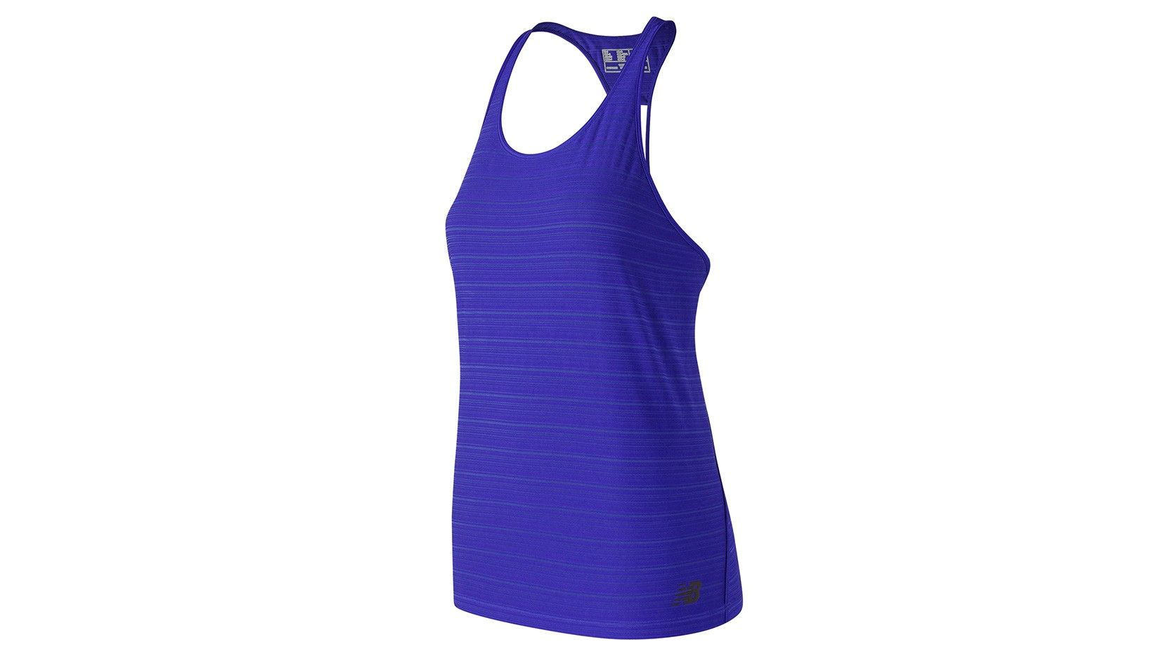 Q SPEED BREATHE STRIPED TANK