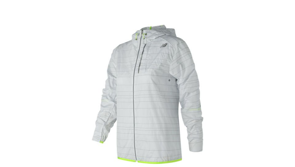 Куртка New Balance Reflective Lite Packable Jacket от New Balance