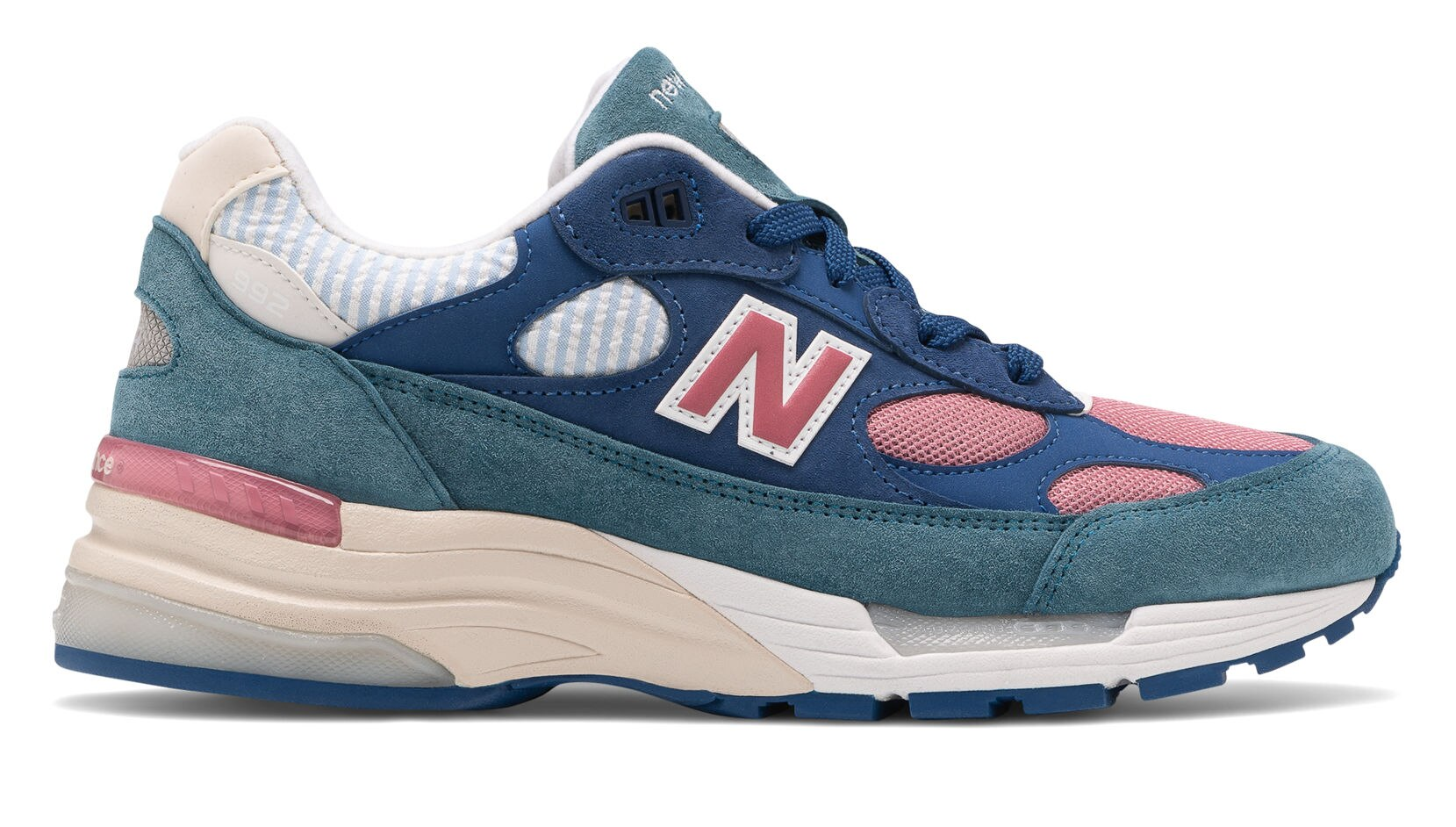 New Balance 992 Made in US Boats & Beaches