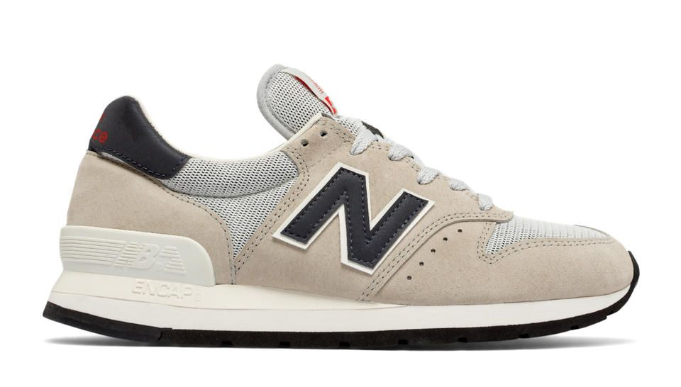 New Balance 995 Made in the USA new balance x social status cm1600 winter in the hamptons