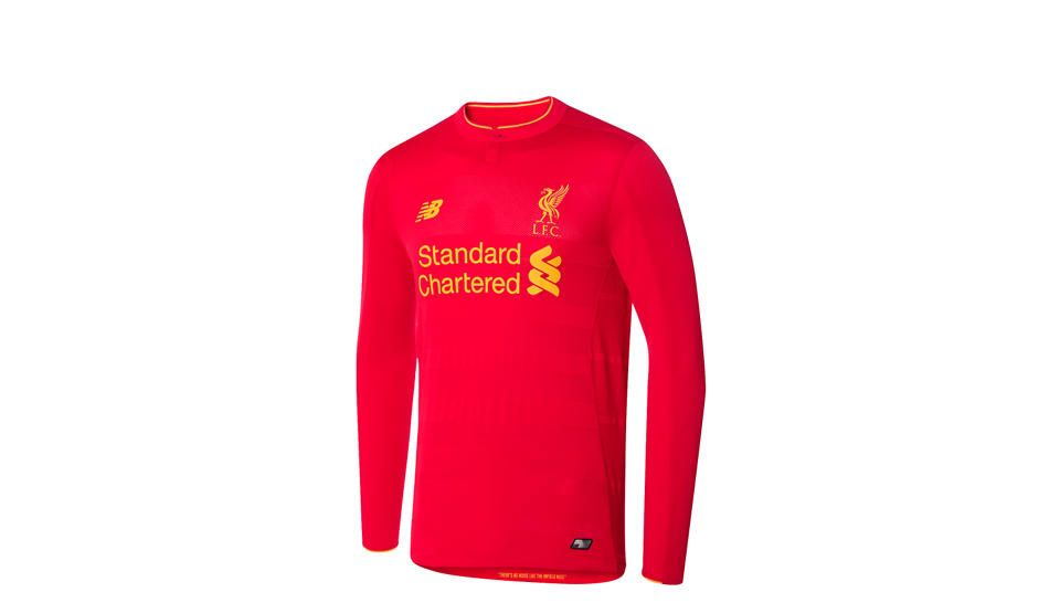 Купить Футболка LFC Mens Home LS Jersey, MT630002/HRD