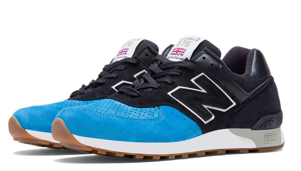 New Balance 576 Made in UK ботинки ascot р 45 натуральная кожа