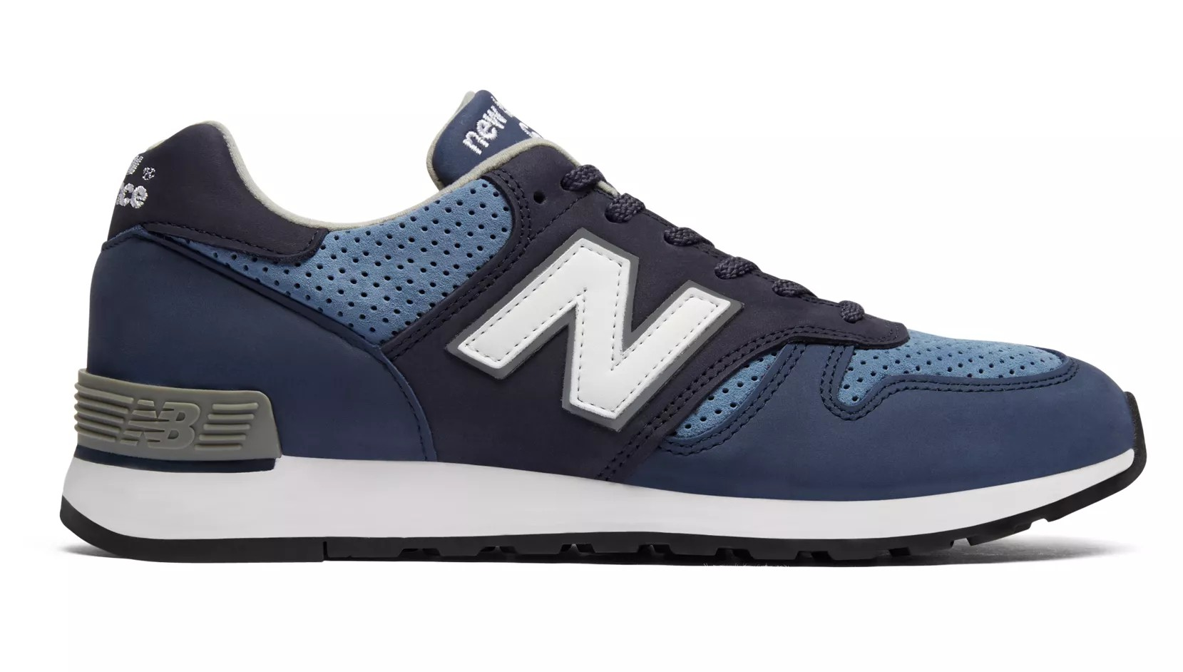 New Balance 670 Made in UK Bluesman