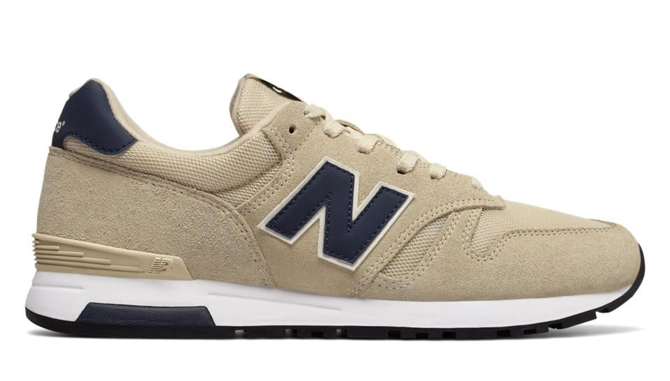 New Balance Suede 565 80s Running