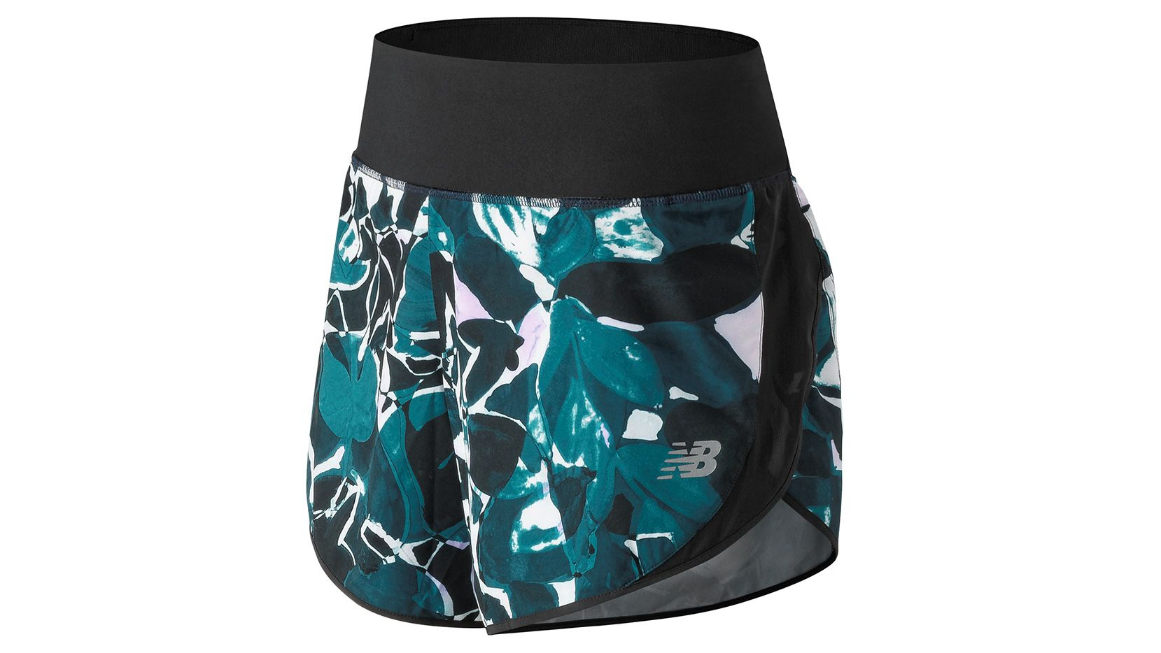 PRINTED IMPACT SHORT 5 IN