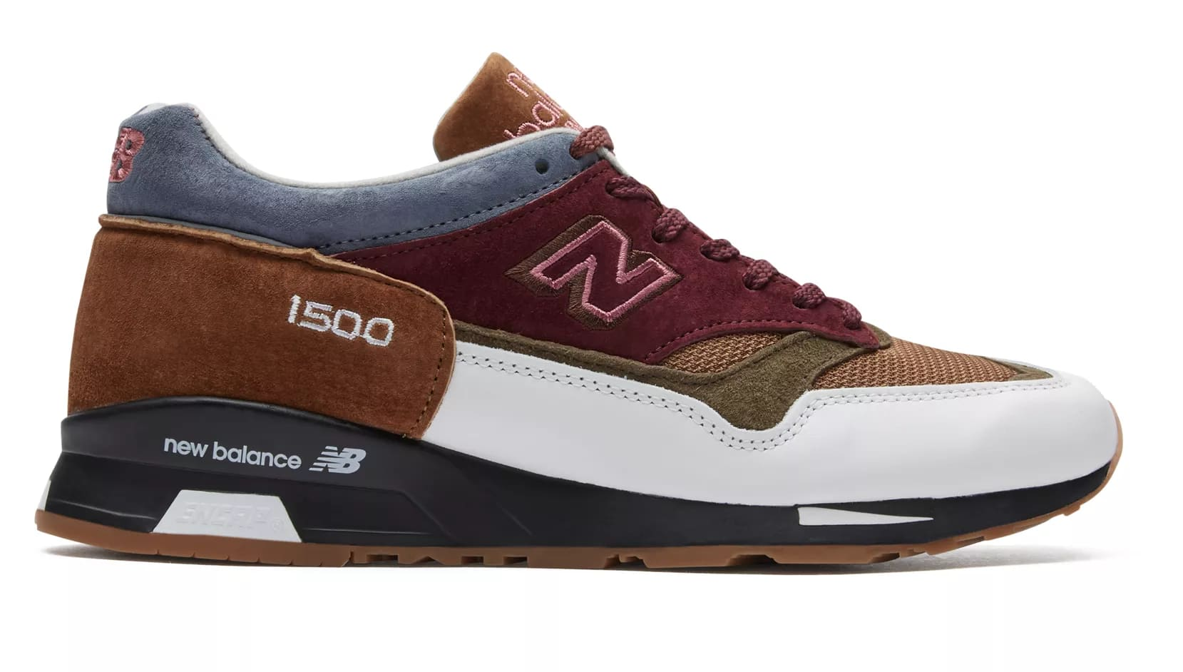 New Balance 1500 Made in UK Scarlet Stone