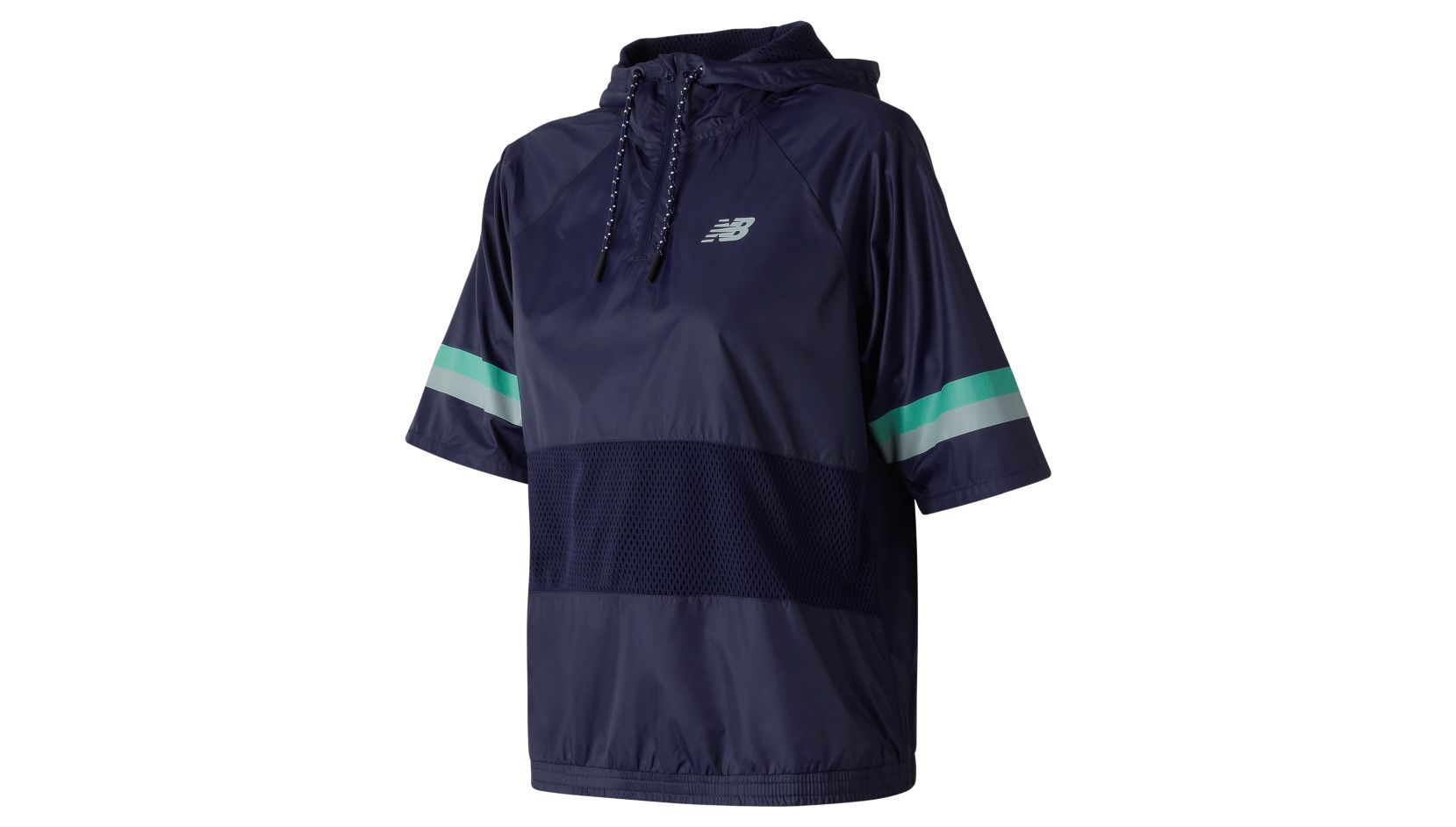 NB ATHLETICS SS WINDBREAKER PULL OVER nb athletics windbreaker pullover