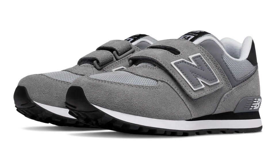 New Balance 574 Hook and Loop