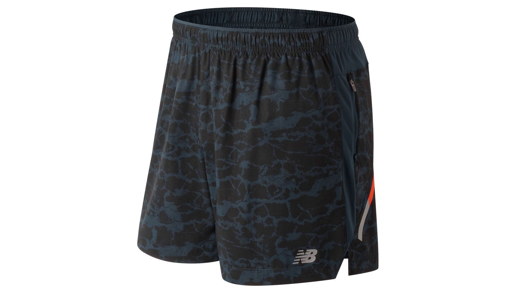 PRINTED IMPACT SHORT 5IN от New Balance