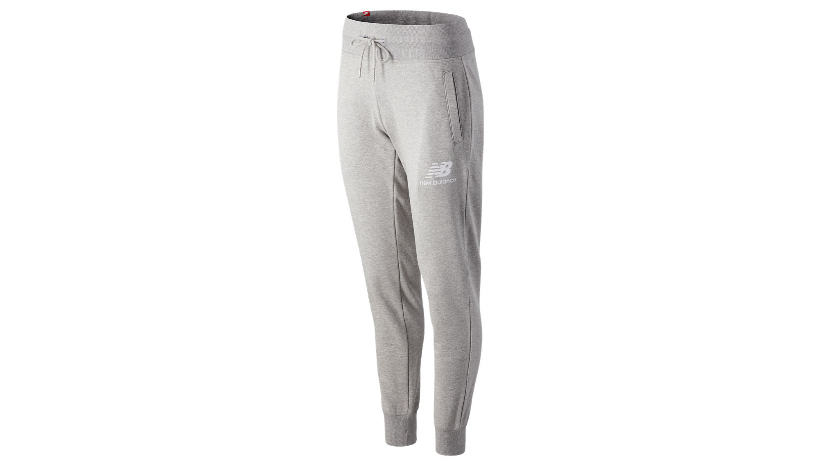Брюки Essentials French Terry Sweatpant New Balance WP03530/AG