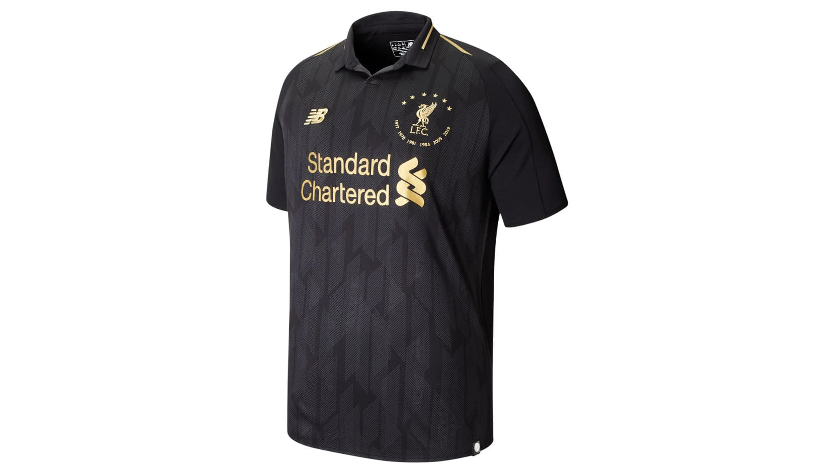 LIVERPOOL FC SIGNATURE BLACK 18/19 HOME SS JERSEY