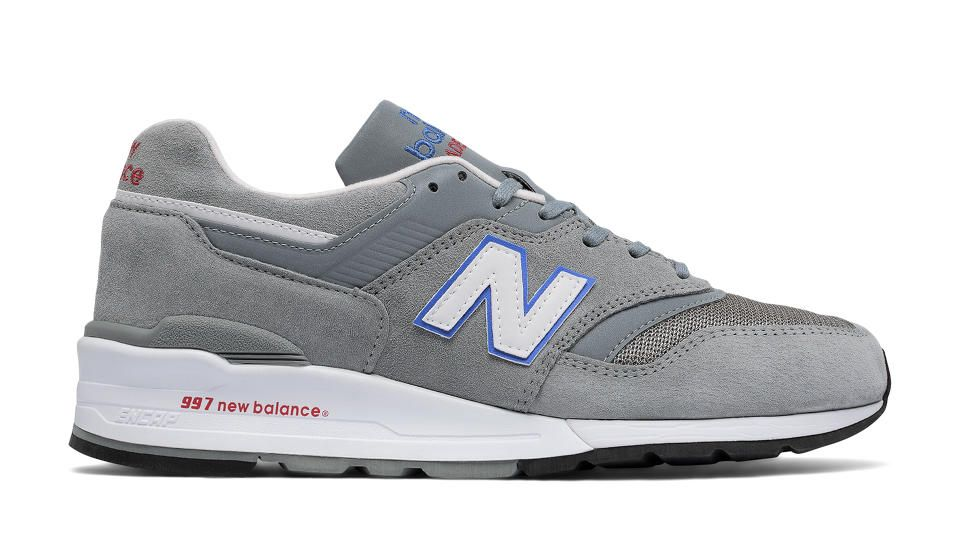 New Balance 997 Suede Made in the USA new balance x social status cm1600 winter in the hamptons