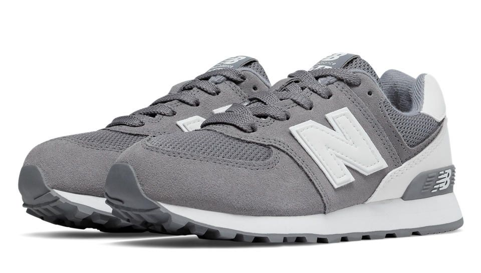 574 High Visibility new balance 574 seasonal shimmer