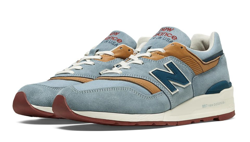 New Balance 997 Distinct Weekend made in the USA ерш напольный с крышкой fbs universal хром uni 007