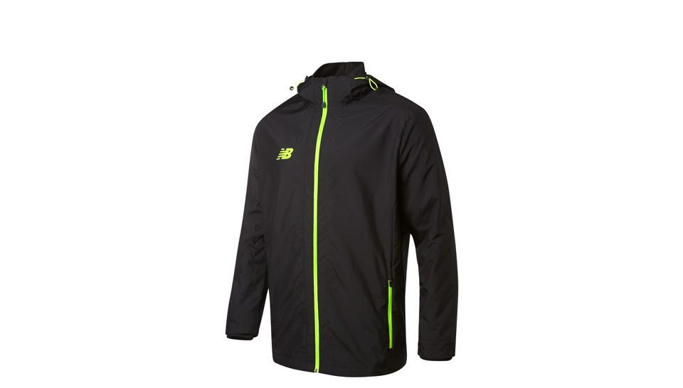 Куртка New Balance Tech Training Best Woven Jacket от New Balance