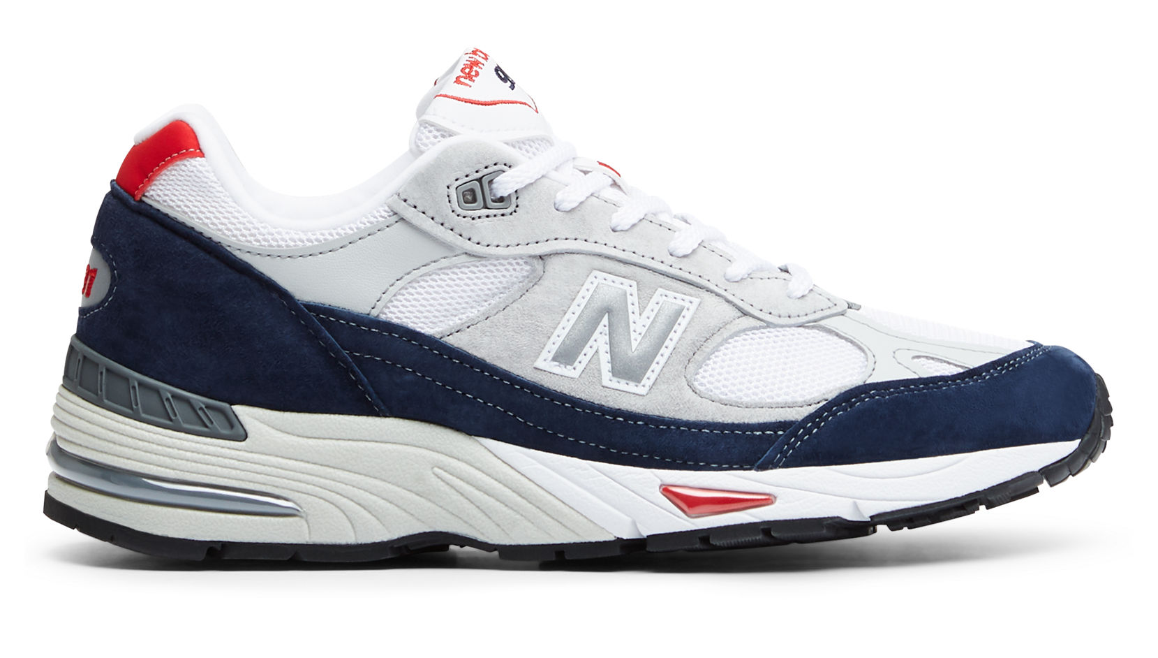 Кроссовки 991 Made in UK Athletic New Balance M991GWR/D