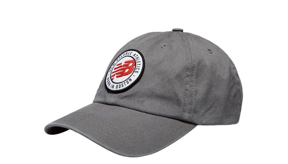 New Balance 6 Panel Curved Brim Hat