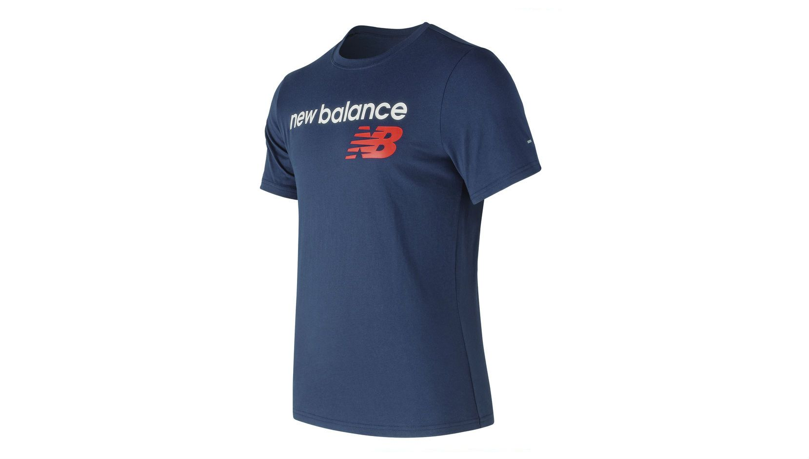 NB ATHLETICS MAIN LOGO TEE