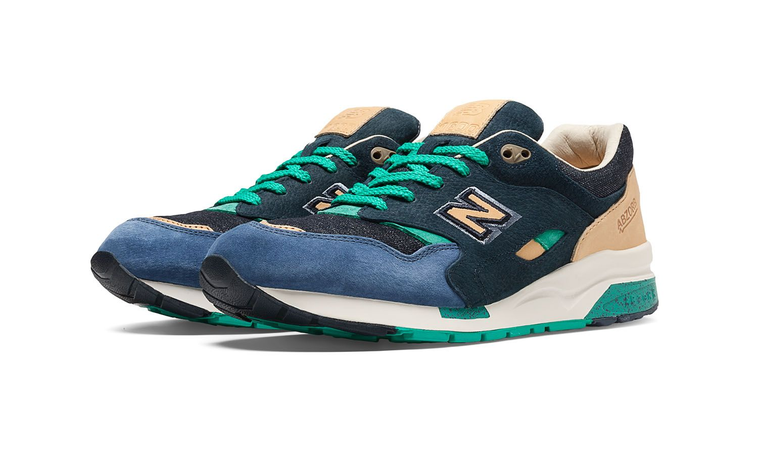 New Balance x Social Status CM1600 Winter in the Hamptons social evolution