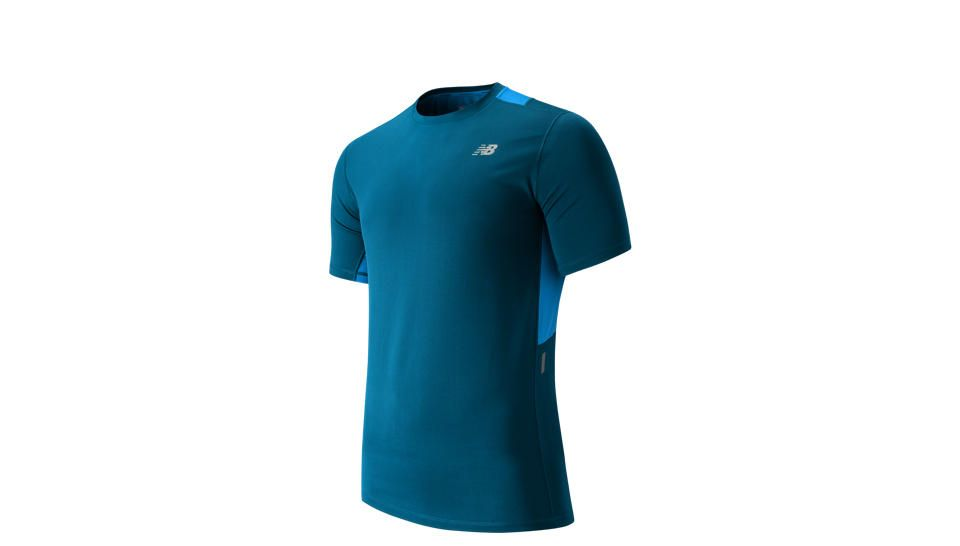 New Balance Ice Short Sleeve браслет power balance бкм 9661