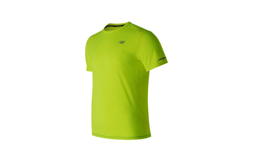 Футболка NB Ice Short Sleeve от New Balance