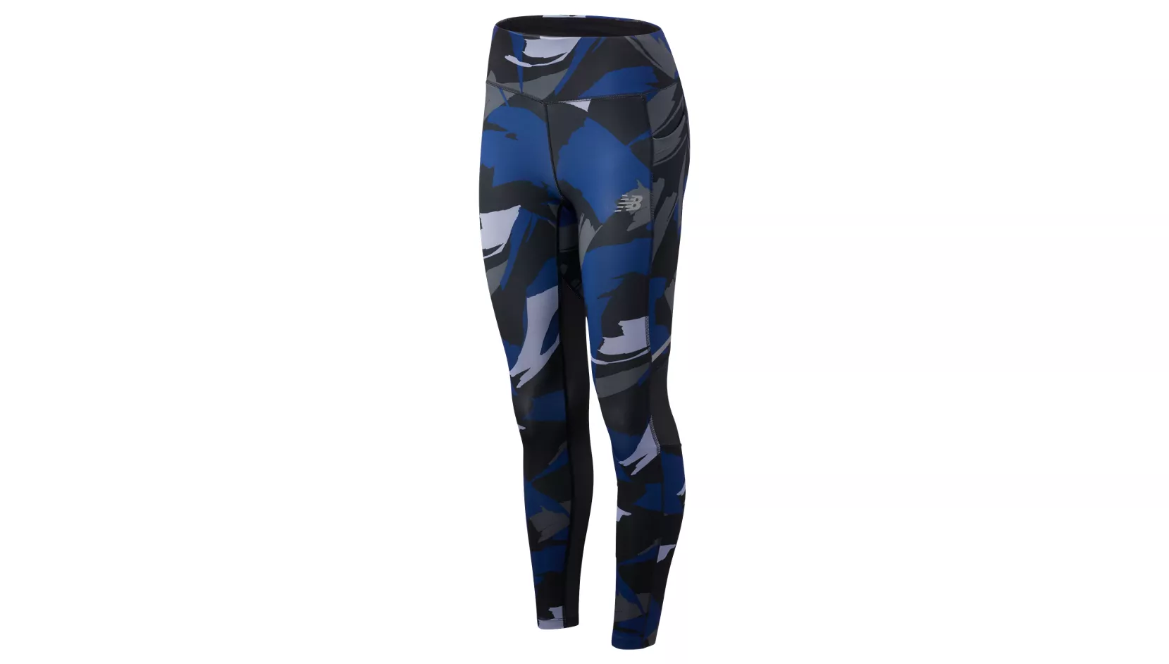 Леггинсы PRINTED IMPACT TIGHT New Balance фото