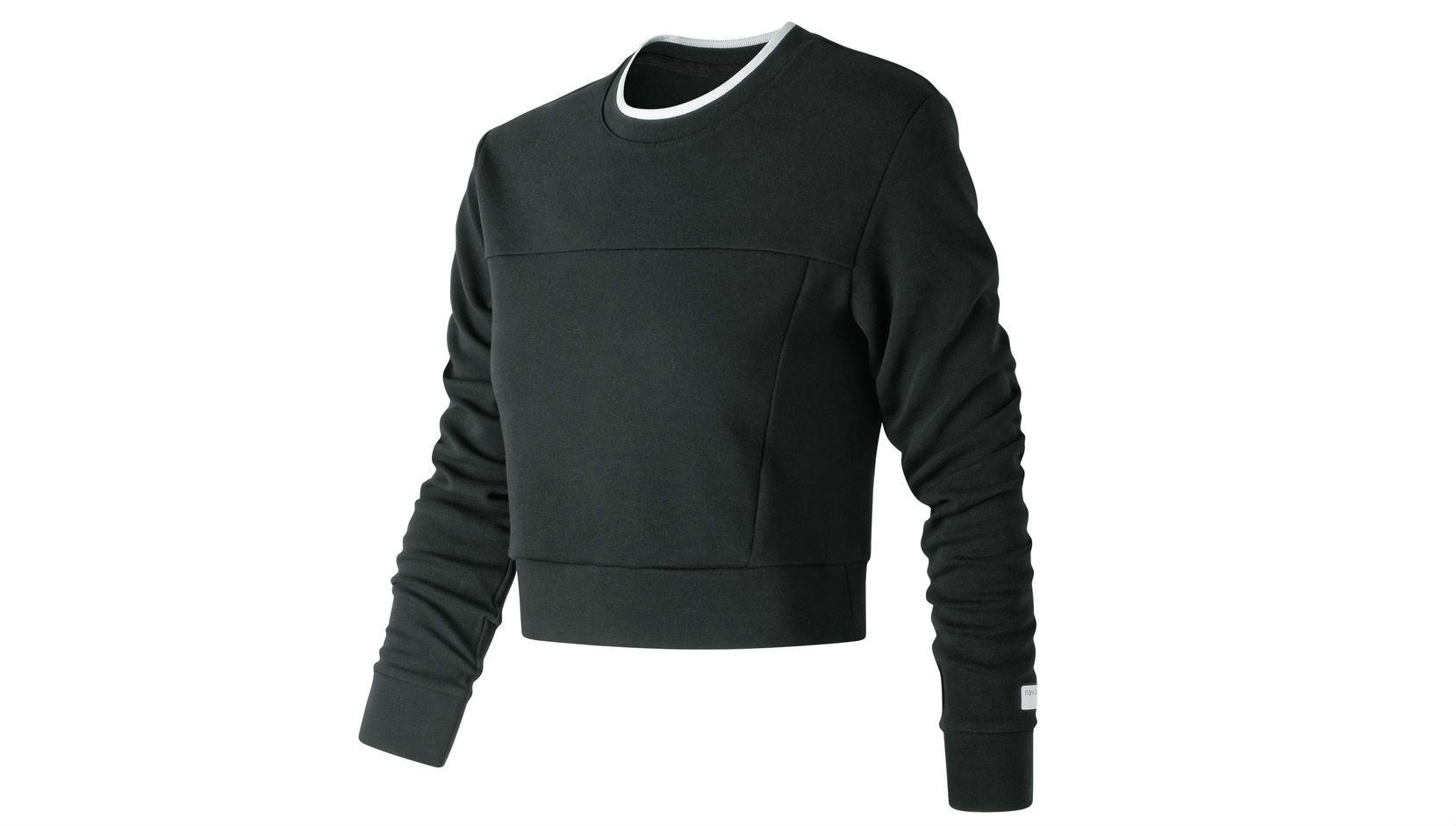 NB ATHLETICS LONG SLEEVE CROP
