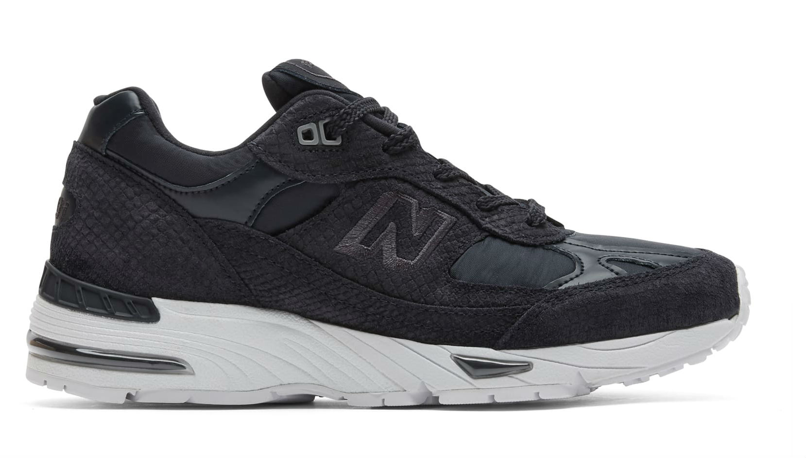 New Balance 991 Made in UK Reptile Luxe