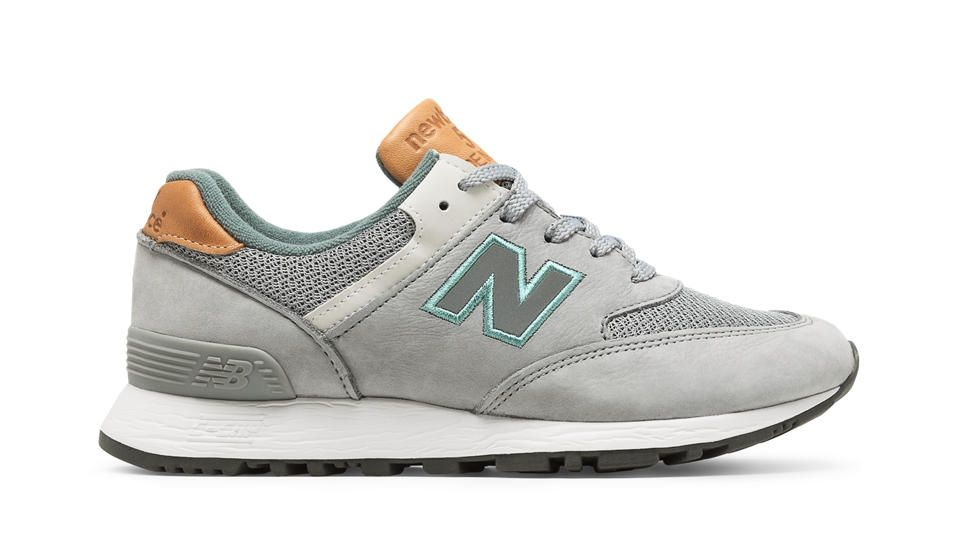 New Balance 576 Made in UK Nubuck