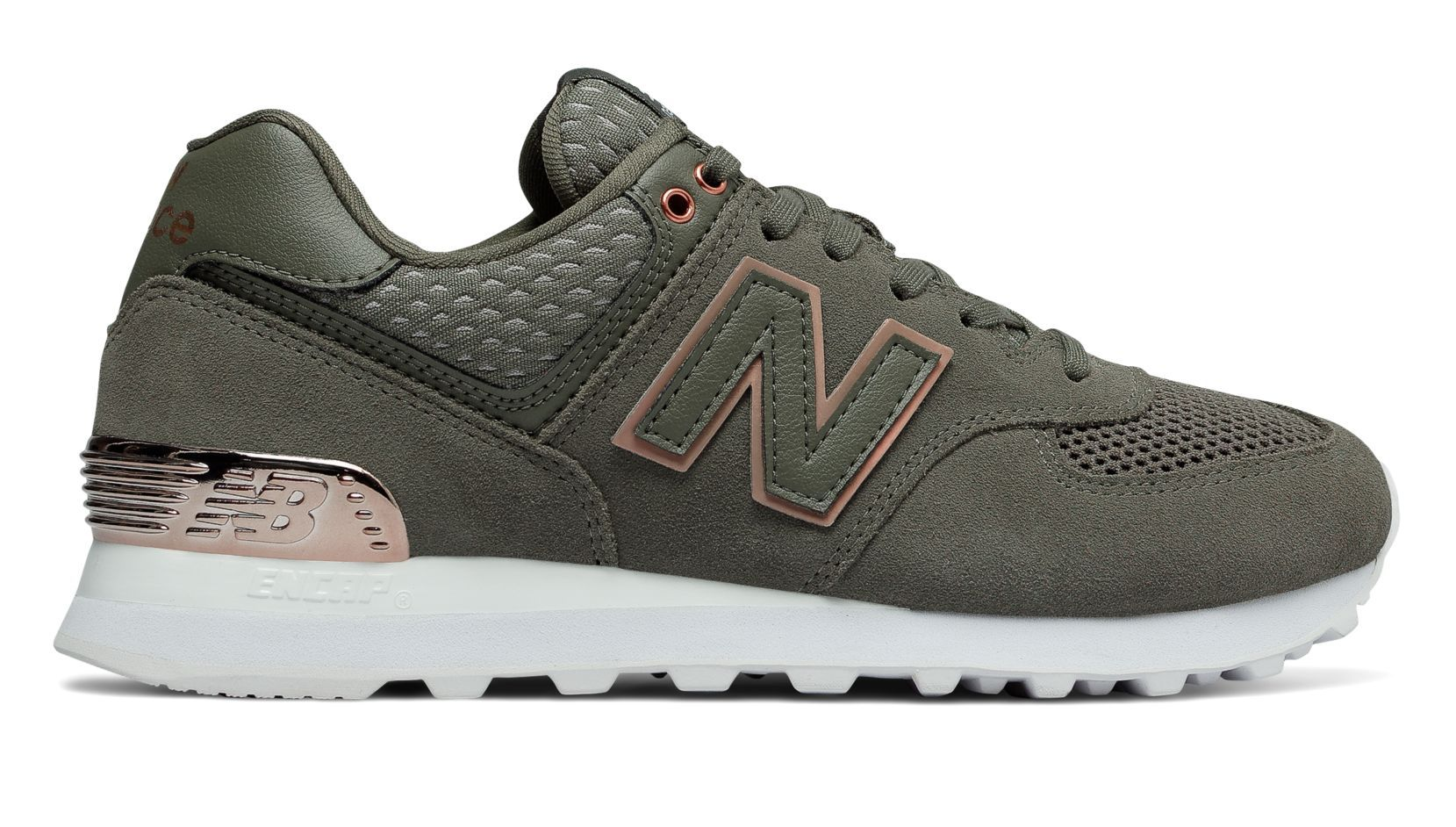 Кроссовки New Balance 574 All Day Rose от New Balance