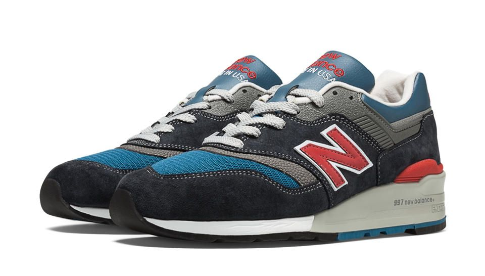 New Balance 997 Connoisseur made in USA