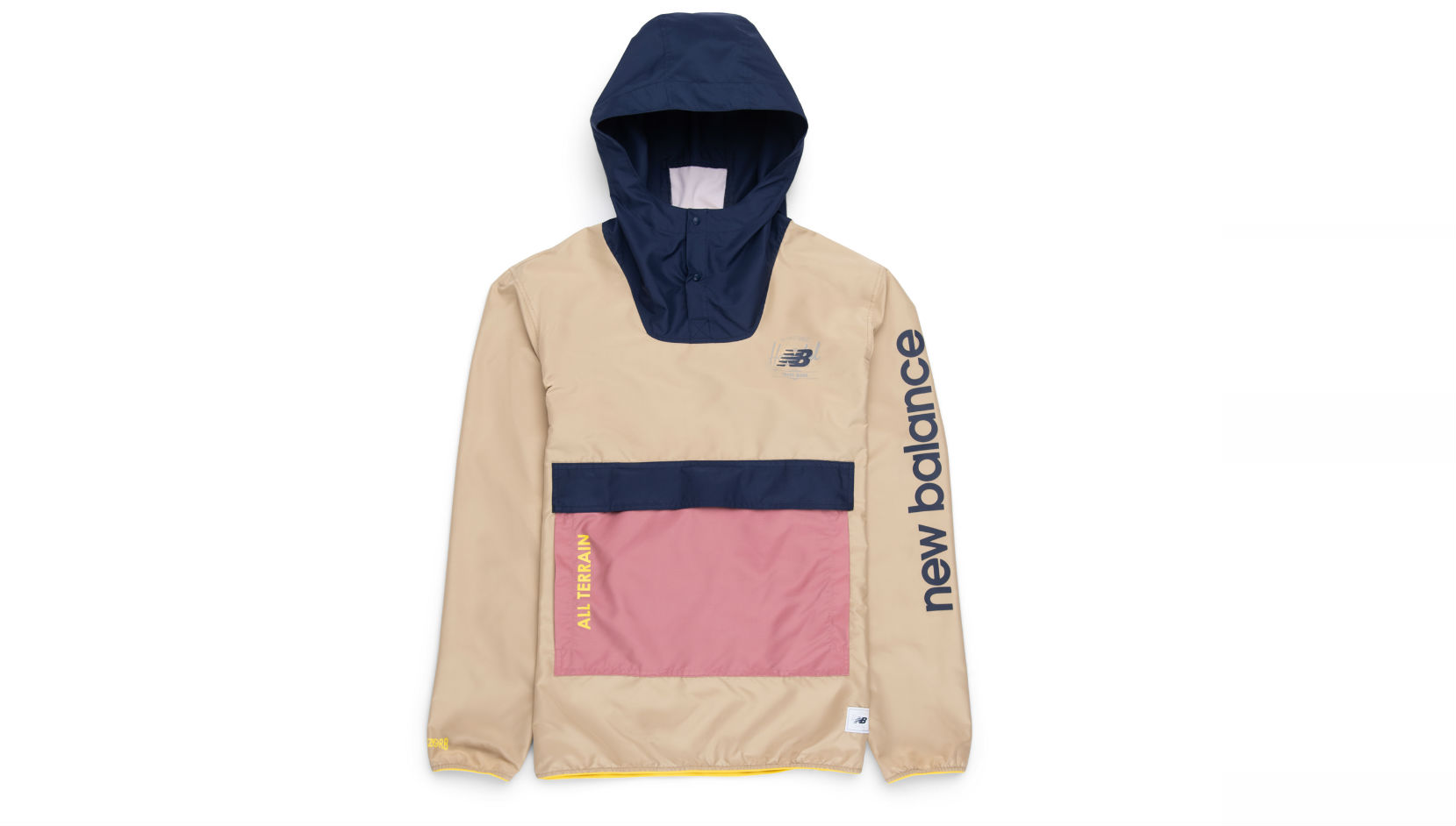 Куртка NB x Herschel Hip Pack Anorak