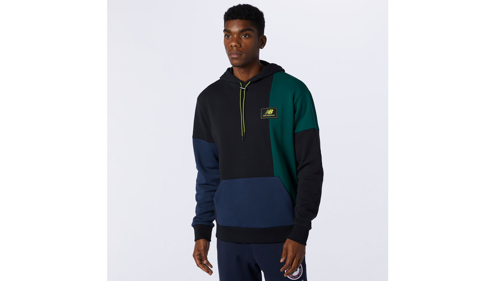 NB Athletics Higher Learning Hoodie New Balance