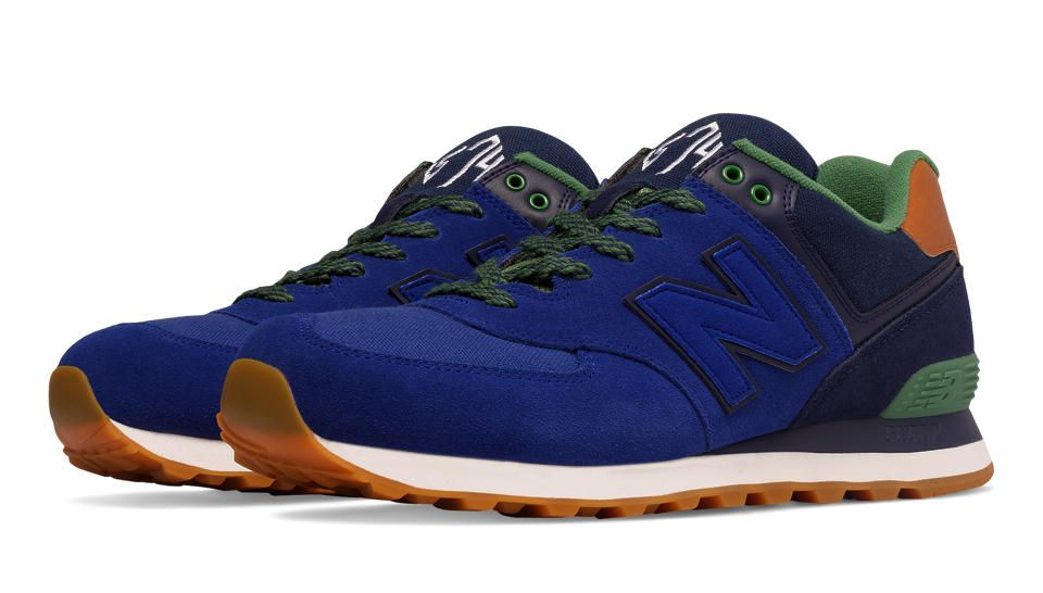 New Balance 574 Collegiate