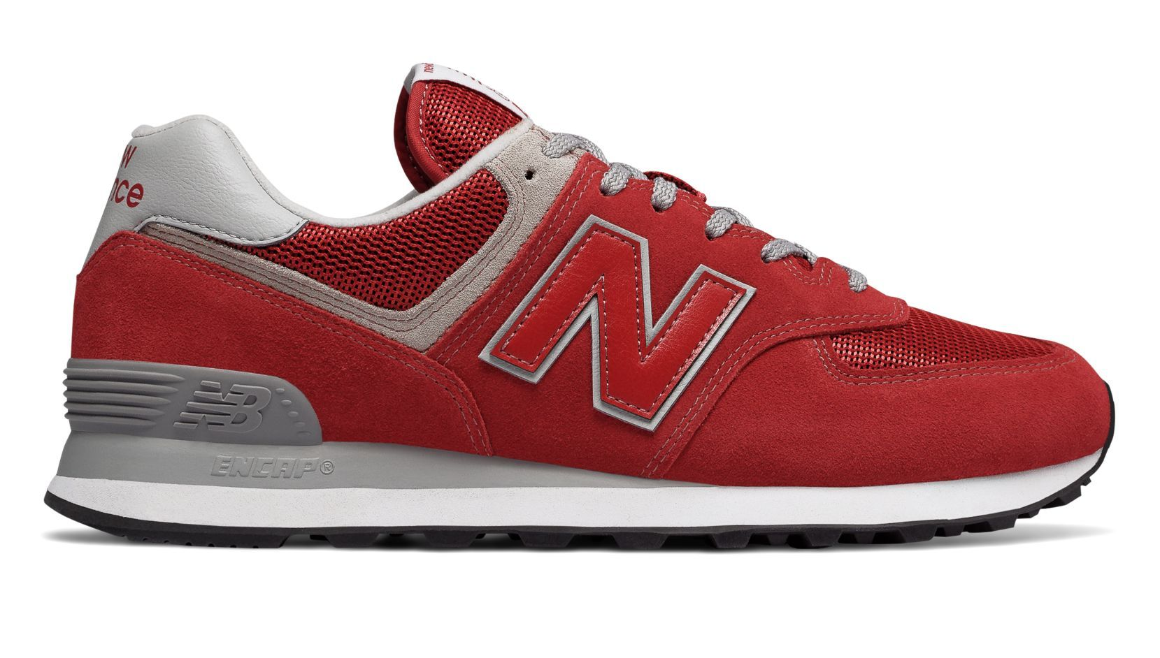 New Balance 574 Essential Pack new balance светло серые кроссовки из замши 574