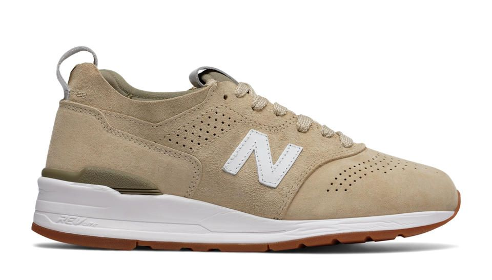 New Balance 997 Deconstructed