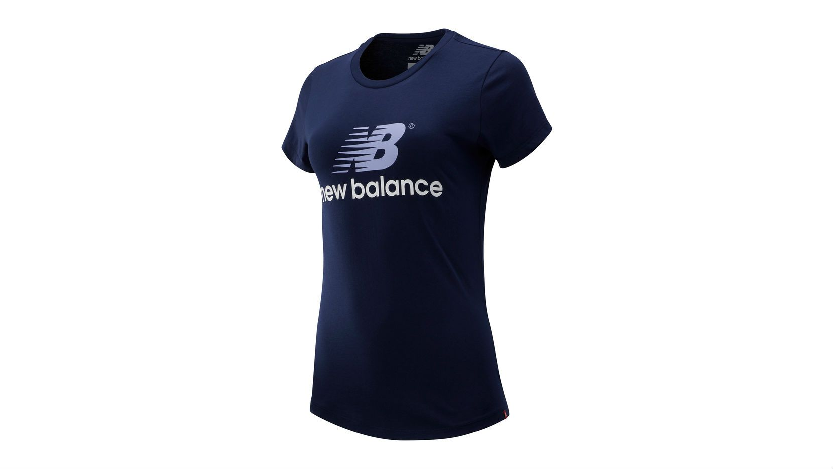 NB ATHLETICS ARCHIVE STACKED T