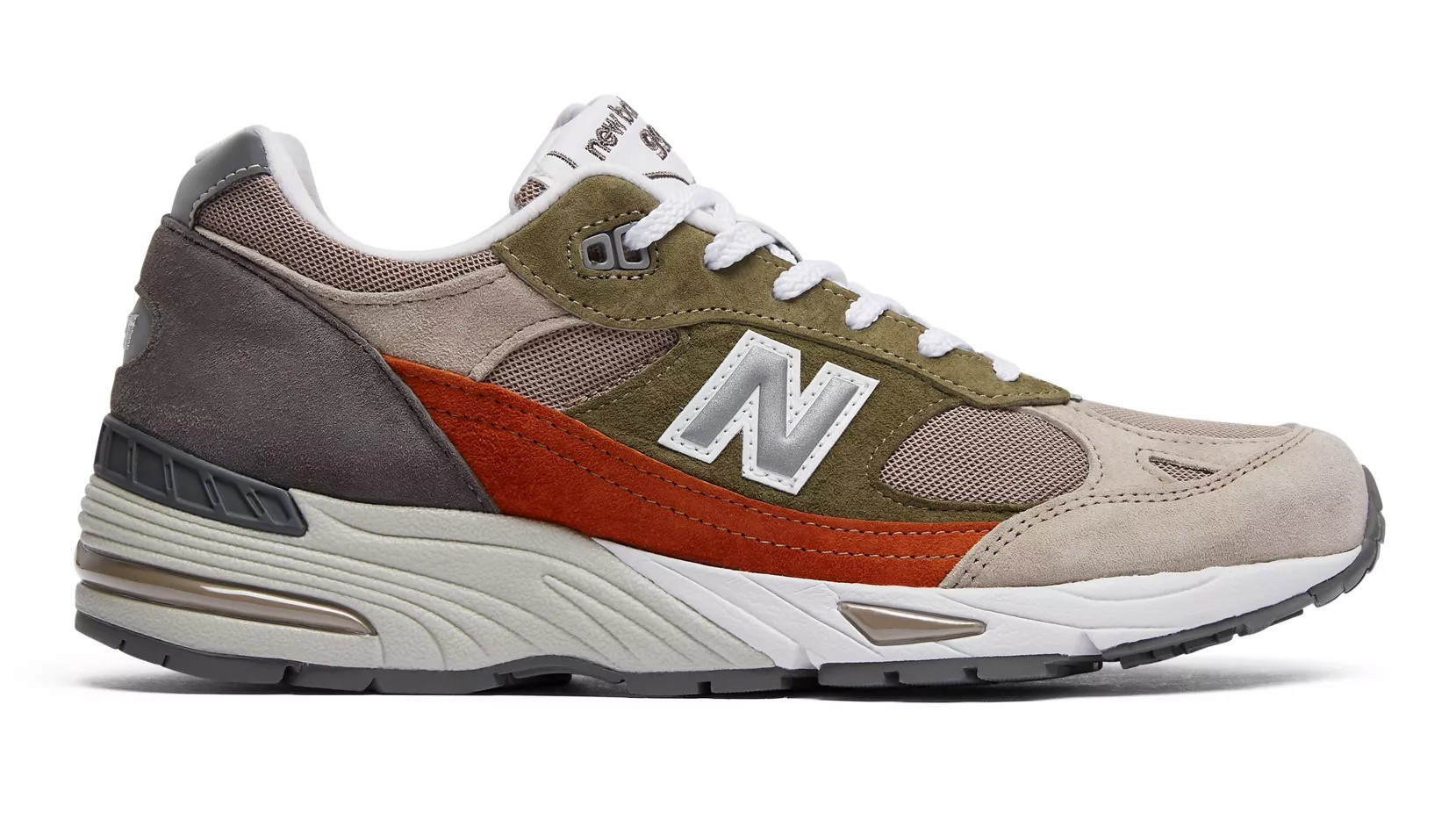 New Balance 991 Made in UK Nu Block