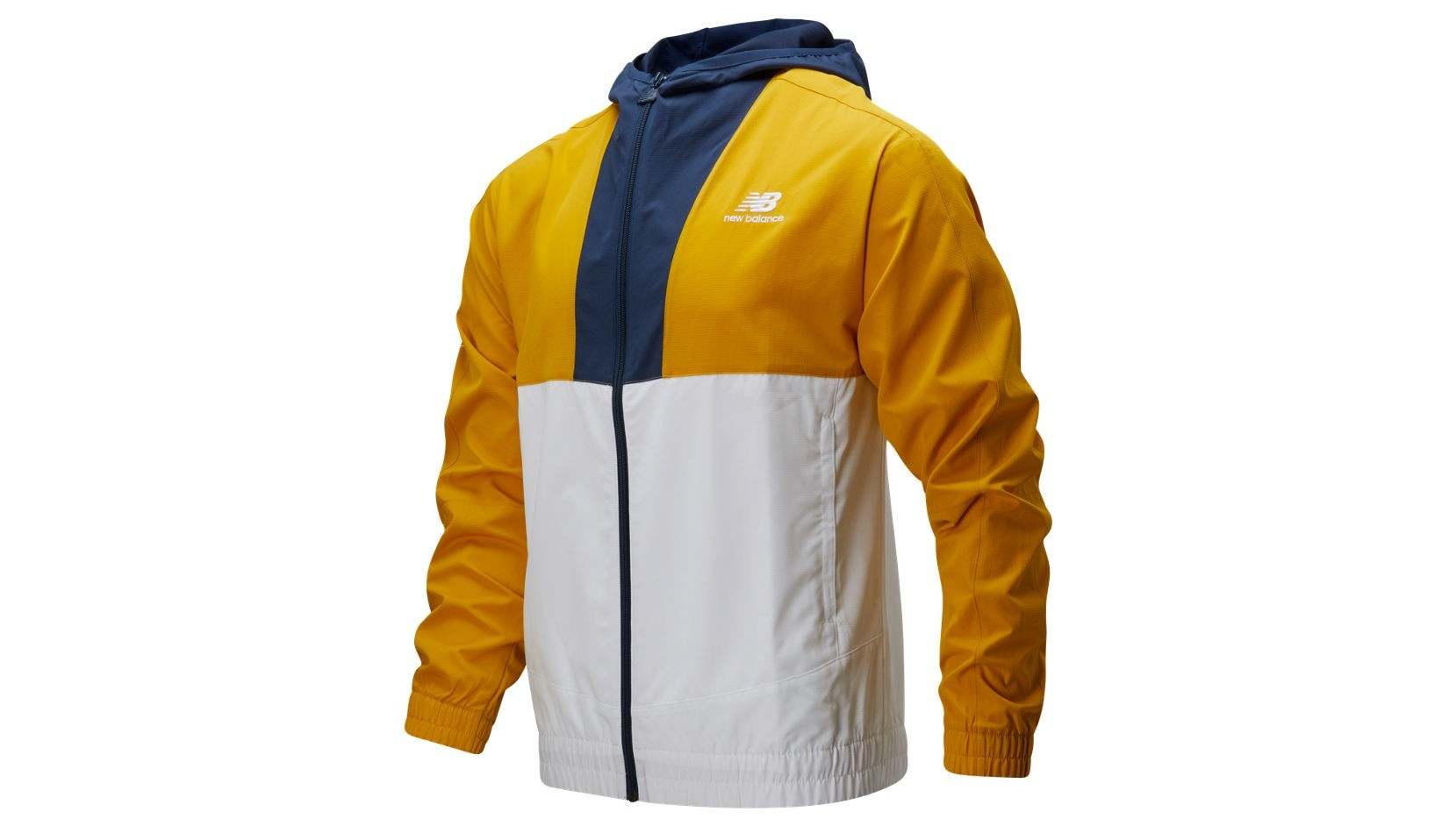 NB ATHLETICS FULL ZIP WINDBREAKER nb athletics windbreaker pullover