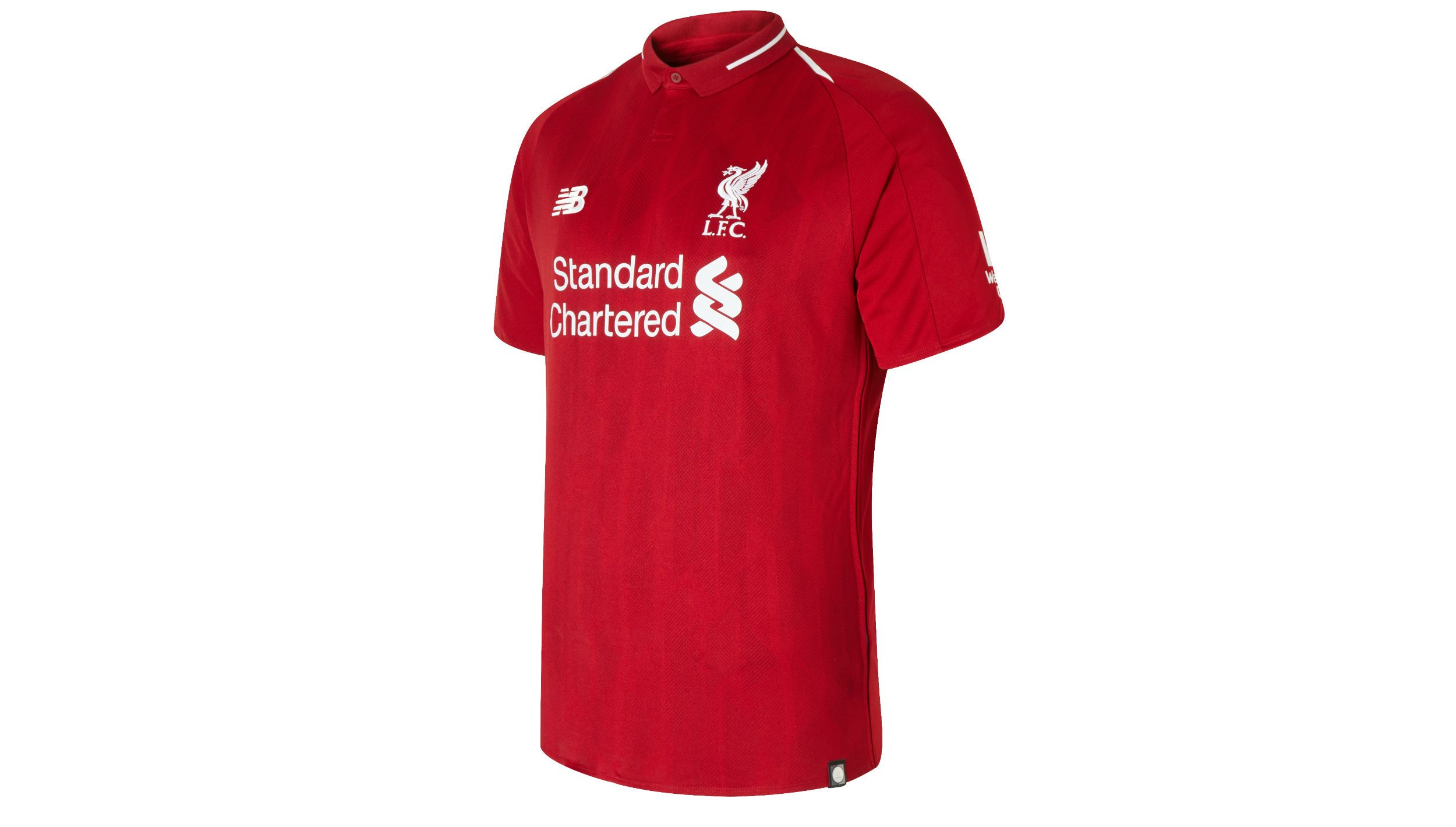 LIVERPOOL FC HOME SS JERSEY lfc home ss jersey